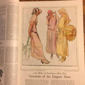 Vintage Other - March 1924 Woman's Home Companion Magazine